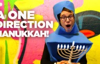 """""""A One Direction Hanukkah"""" or """"The Ugly Hanukkah Sweater Song"""""""