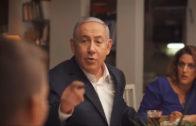 Netanyahui's Boring Happy New Year Video