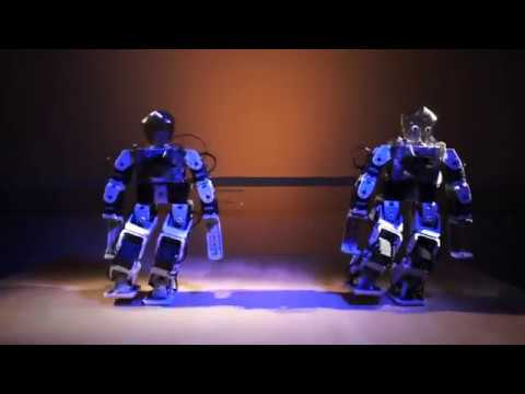 Technion Techno Robot Happy New Year